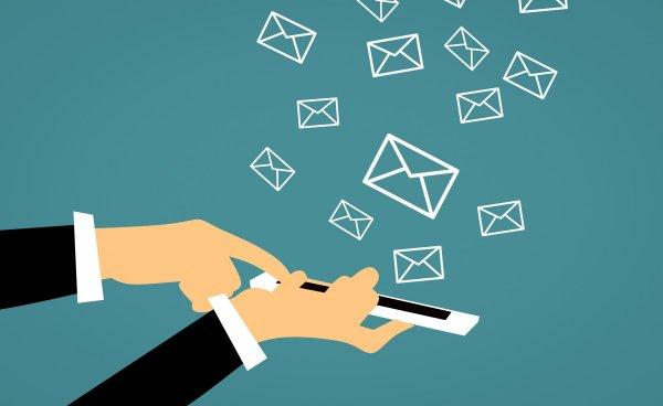 Eine E-Mail-Adresse mit Ihrer Domain ist wichtig