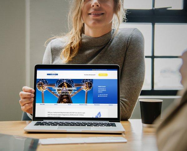 Webseite für MDSS GmbH aus Hannover