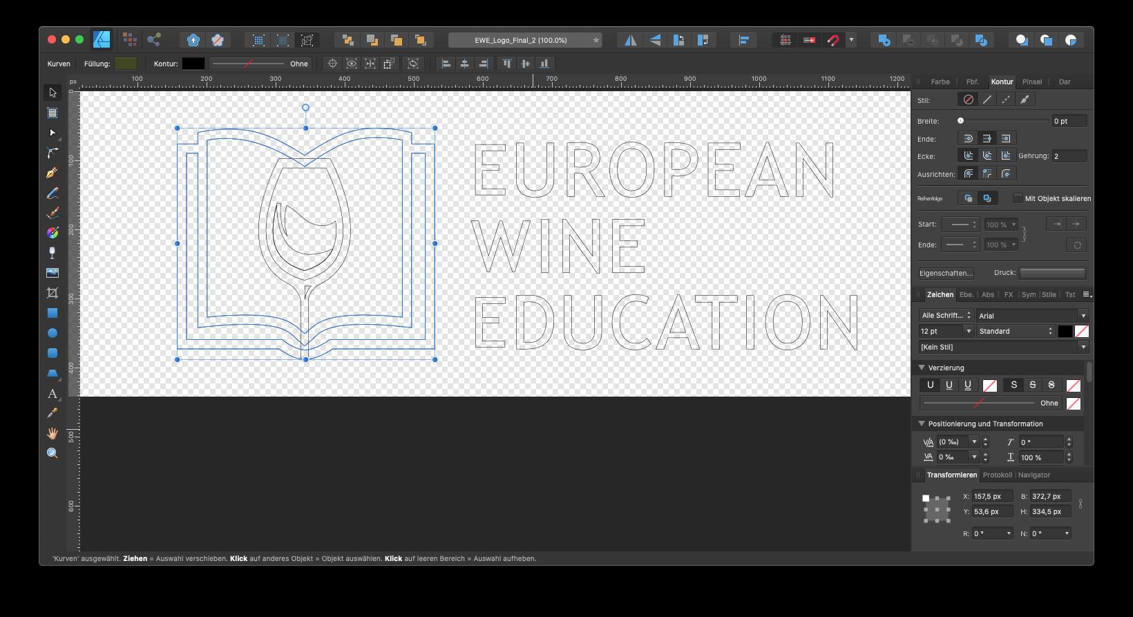 Logo für Webseite mit SEO erstellen Hannover