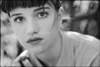 Model: Jillian B., Leica MP, 75 Lux